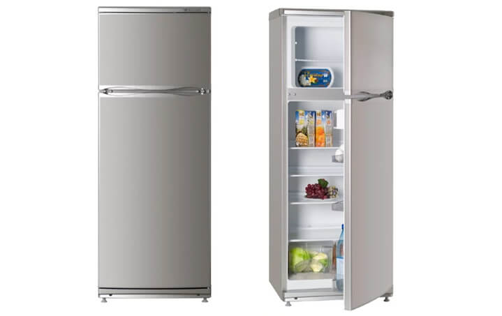 ATLANT МХМ 2835-08 лучший холодильник 2018