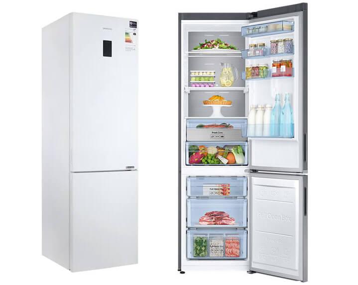 Samsung RB-37 J5200WW лучший холодильник 2018
