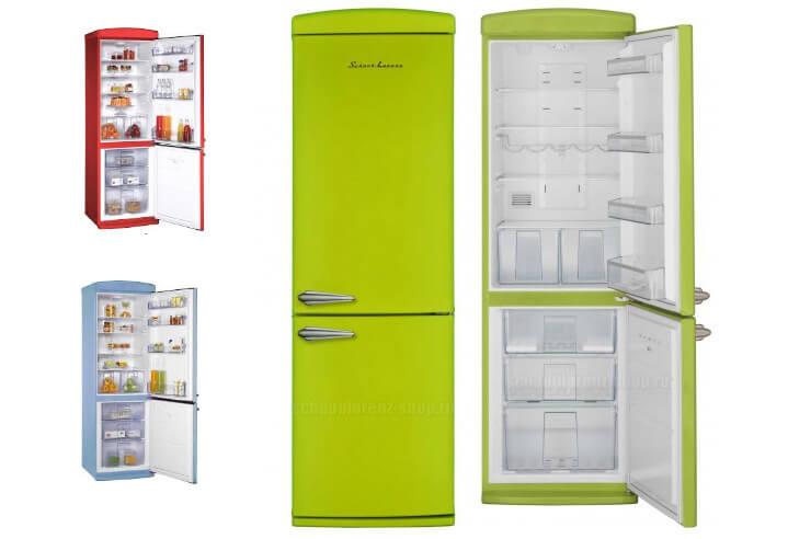Schaub Lorenz SLUS 335 G2 лучший холодильник 2018