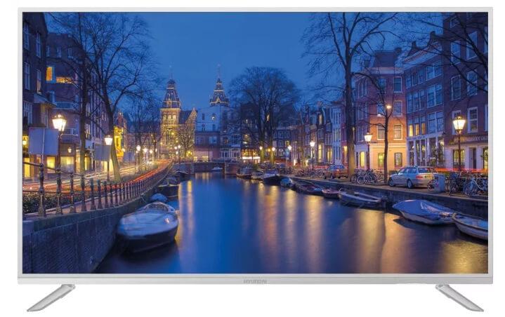Hyundai H-LED32R401WS2, лучший телевизор 32 дюйма