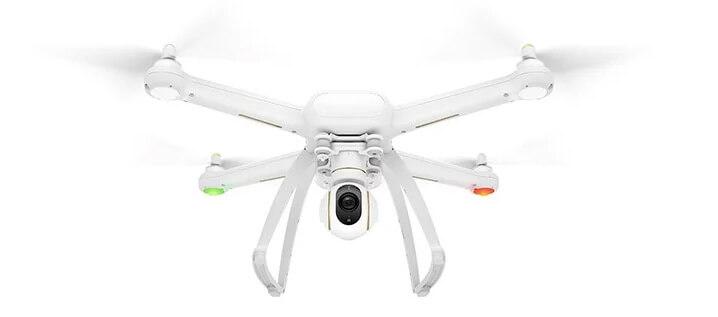 Xiaomi Mi Drone 4К лучшие квадракоптеры