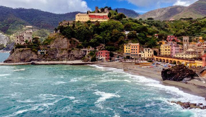 Sinque Tere / Чинкве-Терре, самые красивые города Италии