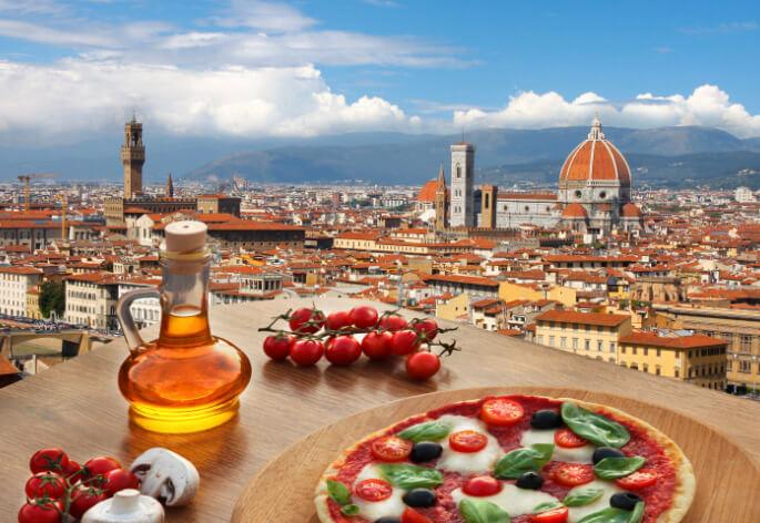 Florence / Флоренция, самые красивые города Италии