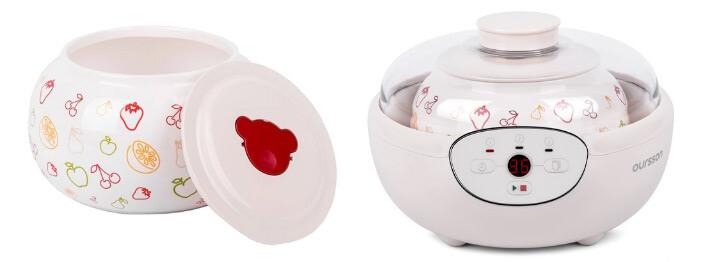 Oursson FE2305D, лучшая йогуртница