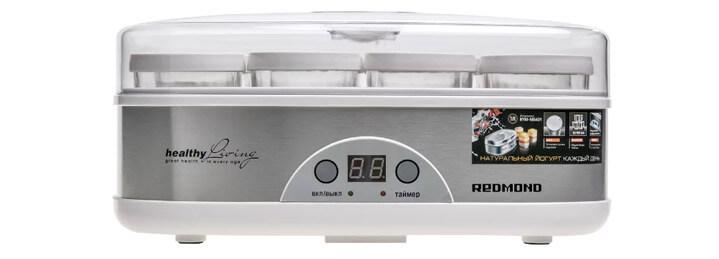 REDMOND RYM-M5401, лучшая йогуртница