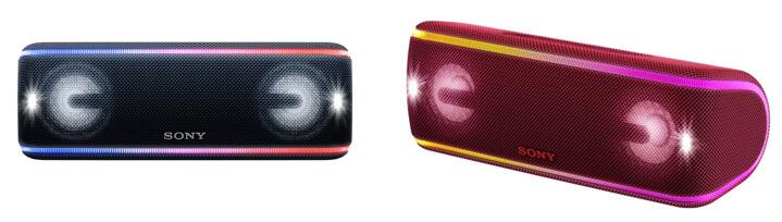 Sony SRS-XB41, лучшие портативные колонки