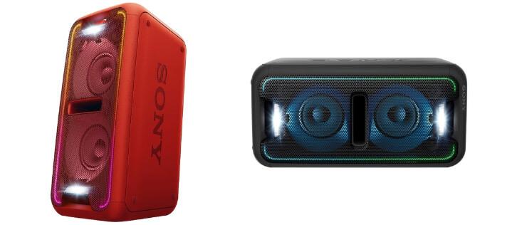 Sony GTK-XB7, лучшие портативные колонки
