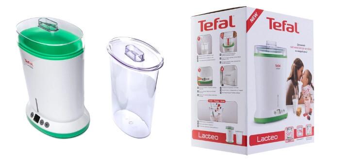 Tefal YG260132, лучшая йогуртница