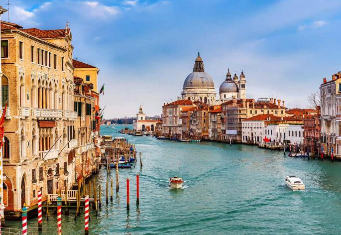 Venice / Венеция, самые красивые города Италии