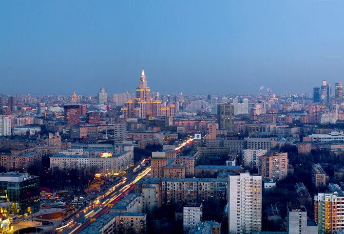 Аэропорт, Лучшие районы Москвы