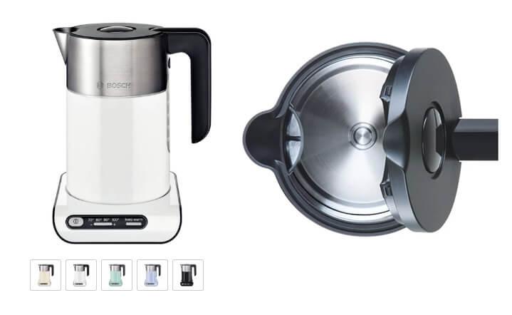 Bosch TWK 8611/8612/8613/8614/8617/8619, лучшие электрочайники