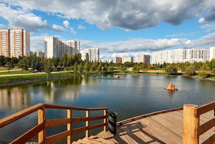 Южное Бутово, Лучшие районы Москвы