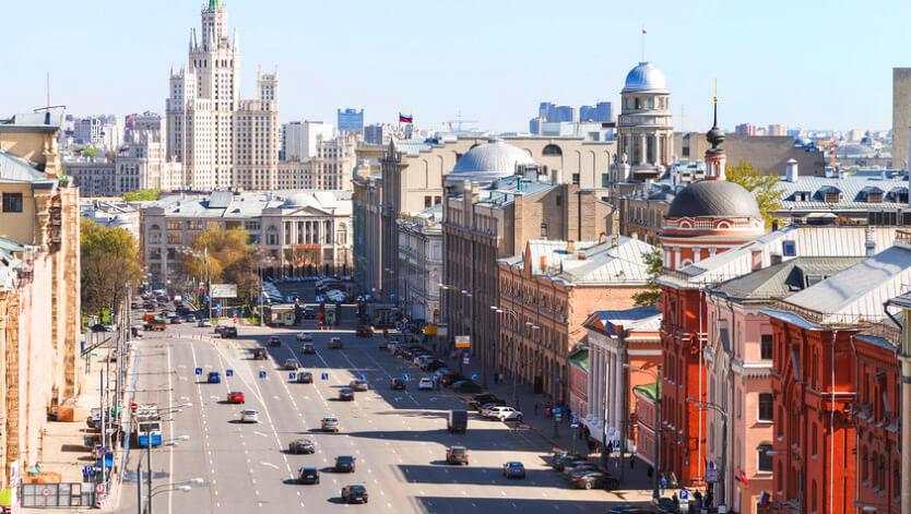 Китай-город, Лучшие районы Москвы
