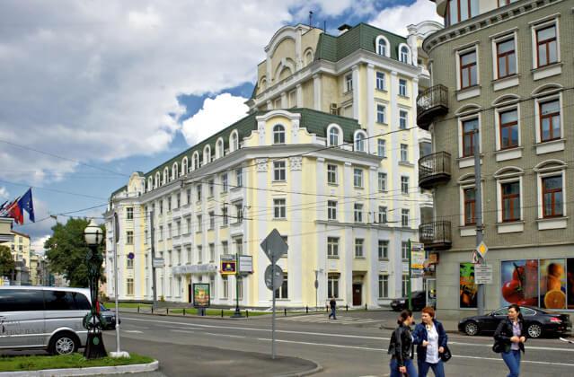 Остоженка – Золотая миля Москвы, Лучшие районы Москвы