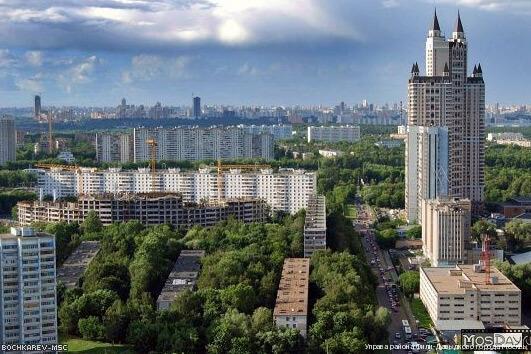 Фили-Давыдково, Лучшие районы Москвы