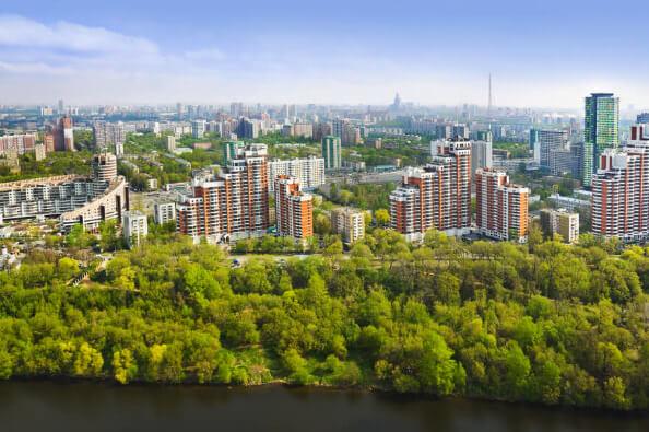 Патриаршие Пруды – Пресненский район, Лучшие районы Москвы