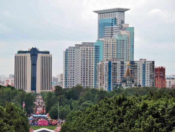 Сокольники, Лучшие районы Москвы