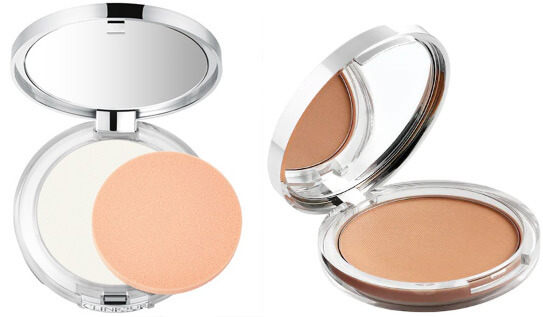 Stay-Matte Sheer Pressed Powder Oil-Free от Clinique, лучшая пудра