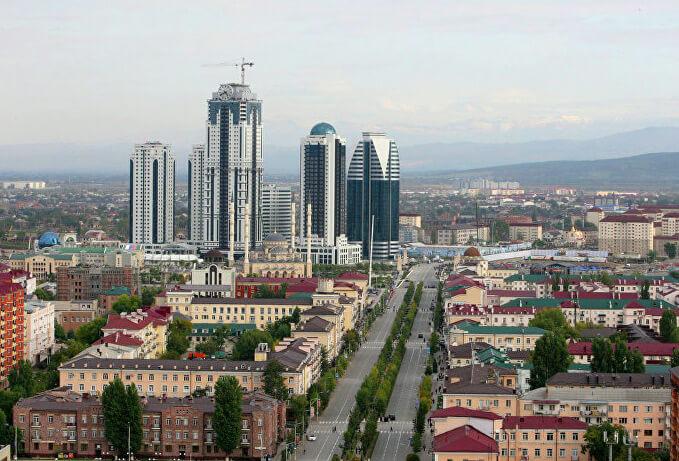 Грозный, Лучшие города России