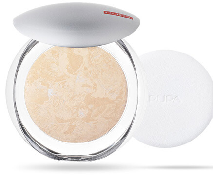 Pupa Luminys Silky Baked Face Powder, лучшая пудра