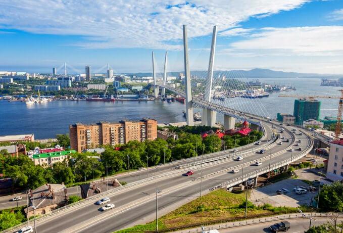 Владивосток, Лучшие города России