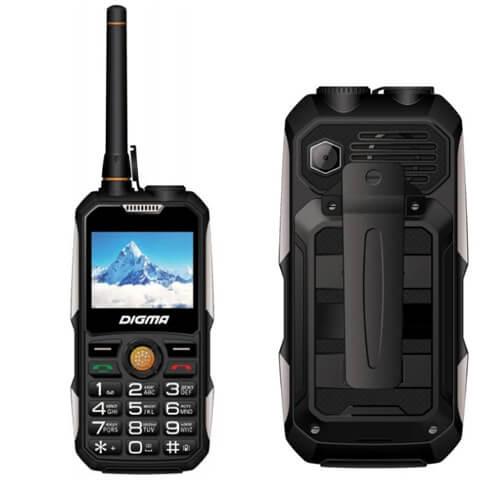 Digma LINX A230WT 2G, Кнопочные телефоны 2018