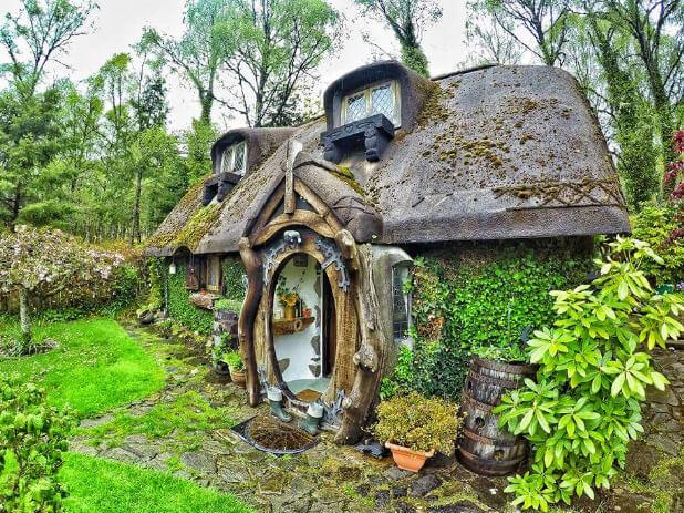 Дом Хоббита, Шотландия
