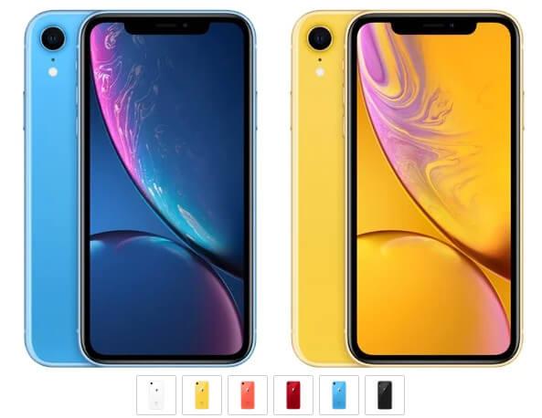 Apple iPhone Xr 64 GB, лучшие смартфоны 2019