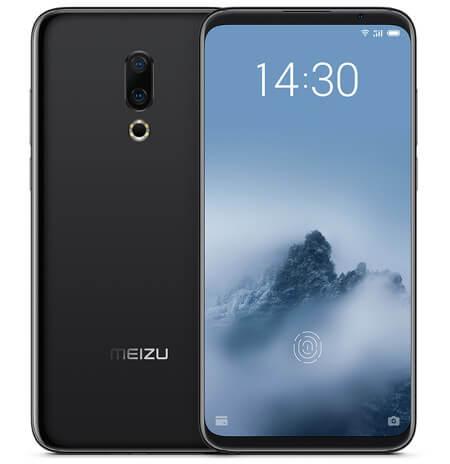 Meizu 16th 8/128GB, лучшие смартфоны 2019