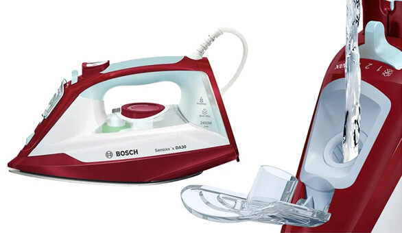 Bosch TDA 3024010, лучшие утюги 2019