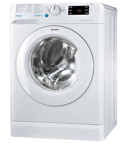Indesit BWSE 61051, Лучшие стиральные машины 2019