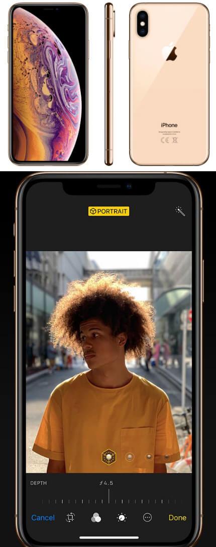 Apple iPhone Xs, лучшие камерофоны 2019