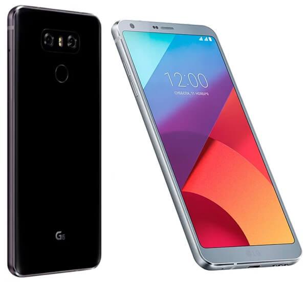 LG G6, Лучшие смартфоны до 20000 рублей