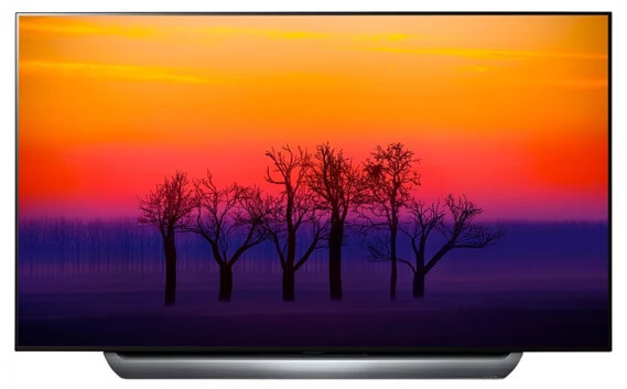 LG OLED55C8, Лучшие телевизоры 2019