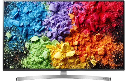 LG 55SK8500, Лучшие телевизоры 2019