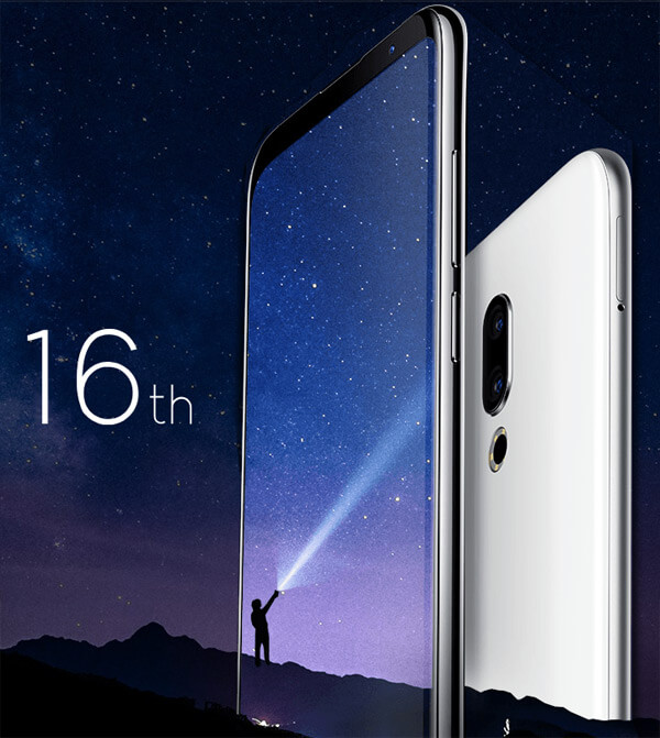 Meizu 16th, лучшие камерофоны 2019