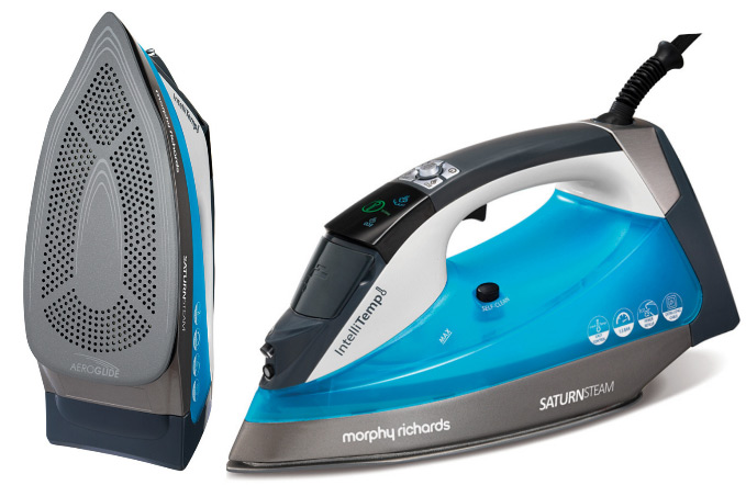 Morphy Richards Saturn Intellitemp 305003, лучшие утюги 2019