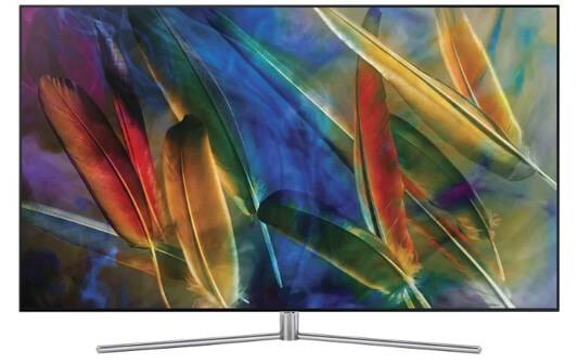Samsung QE75Q7FAM, Лучшие телевизоры 2019