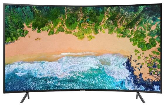 Samsung UE55NU7300U, Лучшие телевизоры 2019