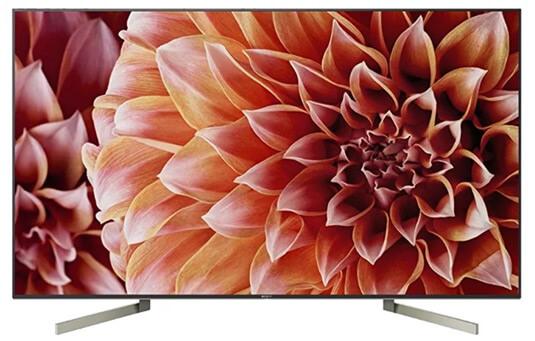 Sony KD-65XF9005, Лучшие телевизоры 2019