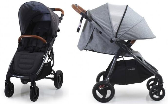 Valco Baby Snap 4 Ultra Trend, Лучшие прогулочные коляски 2019