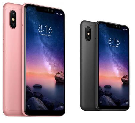 Xiaomi Redmi Note 6 Pro, Лучшие смартфоны 2019 до 15000 рублей.