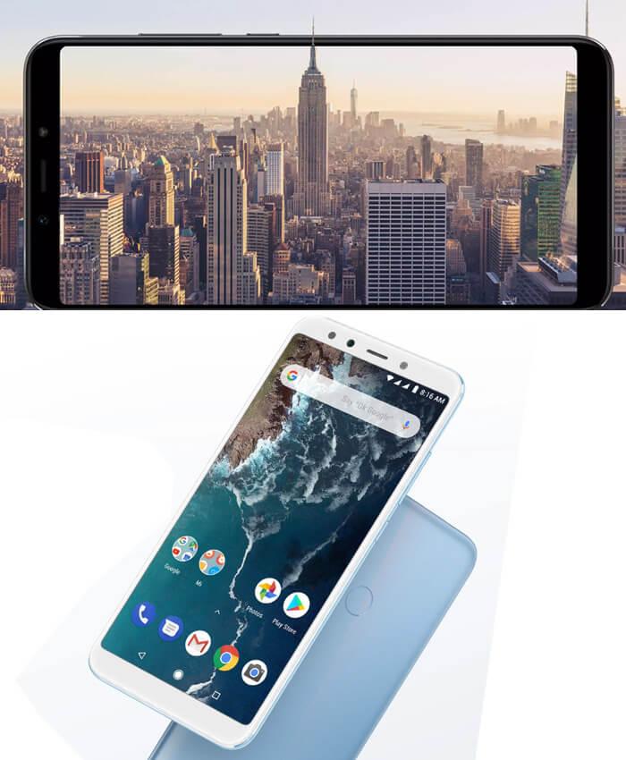 Xiaomi Mi A2, лучшие камерофоны 2019