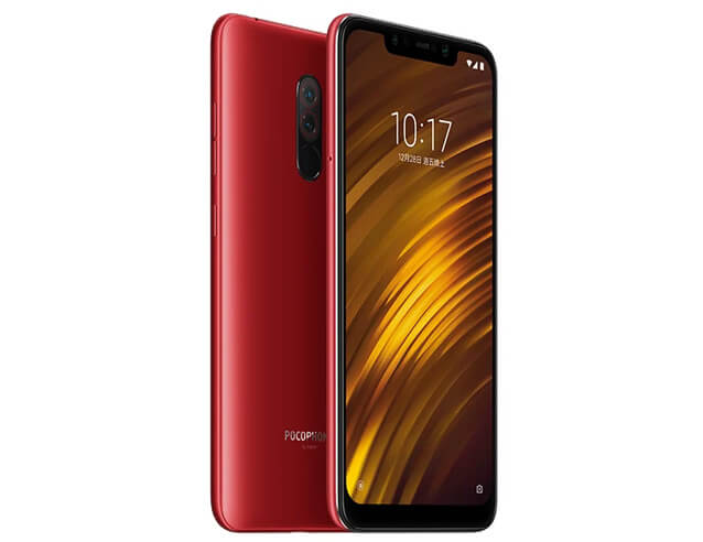 Xiaomi Pocophone F1, Лучшие смартфоны до 20000 рублей