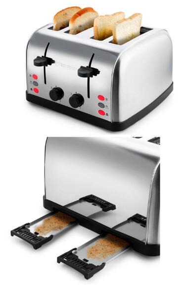 Kitfort KT-2016, лучшие тостеры 2019