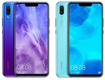 HUAWEI Nova 3, Лучшие смартфоны до 30000