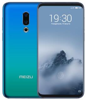 Meizu 16th 8/128GB , лучшие китайские смартфоны 2019