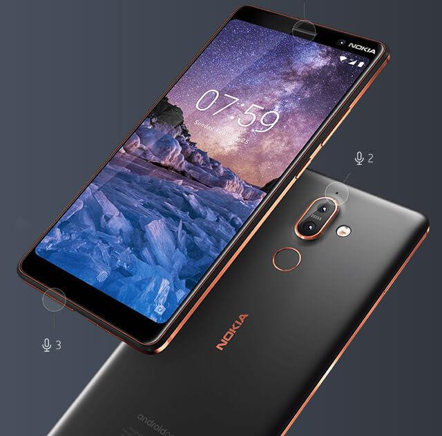 Nokia 7-plus, Лучшие смартфоны до 25000