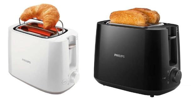 Philips HD2581, лучшие тостеры 2019