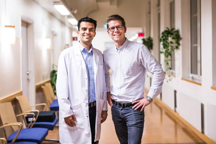 Шведские доктора в Caprio, Рейтинг медицины